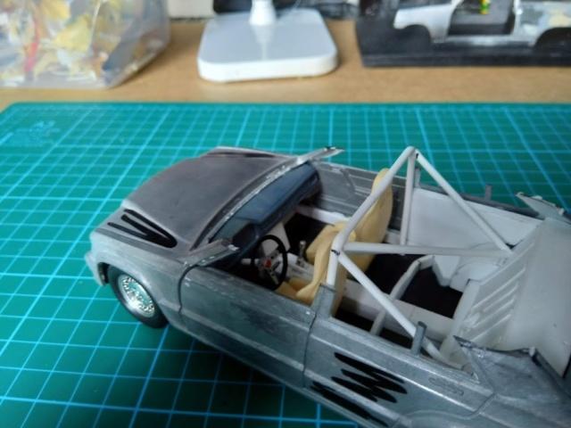 Mercedes 190e 2.3 16v mira 1510
