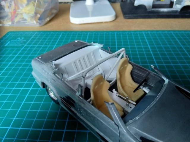 Mercedes 190e 2.3 16v mira 1610
