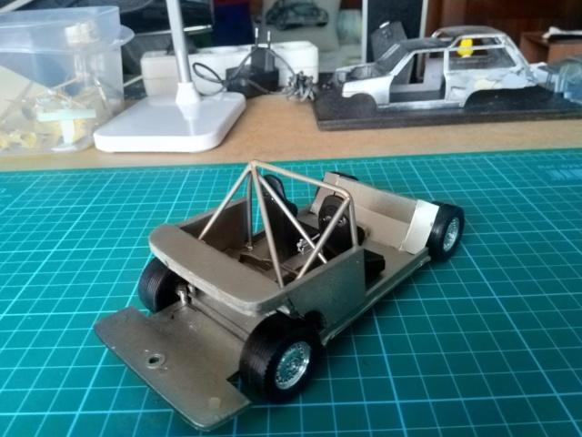 Mercedes 190e 2.3 16v mira 1810