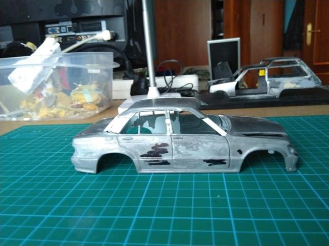 Mercedes 190e 2.3 16v mira 2110