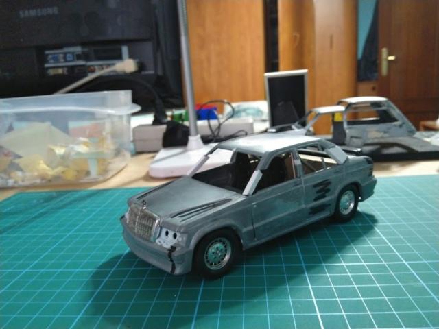 Mercedes 190e 2.3 16v mira 2210