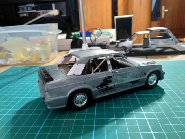 Mercedes 190e 2.3 16v mira 2310