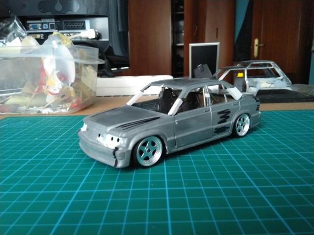 Mercedes 190e 2.3 16v mira 2410