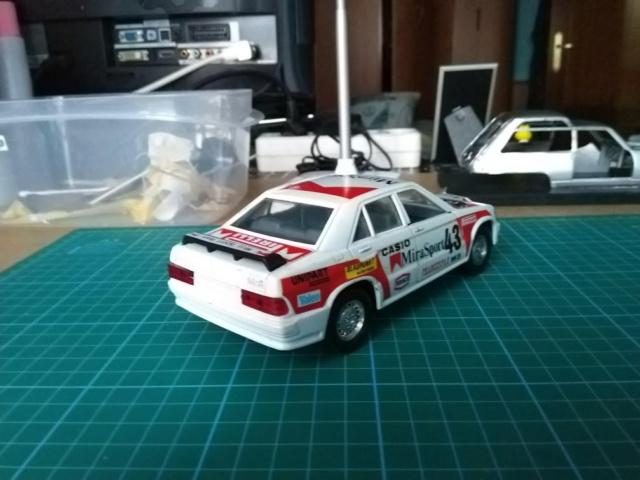 Mercedes 190e 2.3 16v mira 510