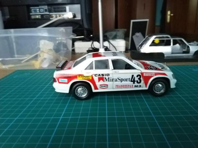 Mercedes 190e 2.3 16v mira 610