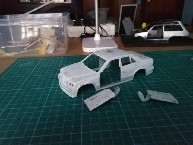 Mercedes 190e 2.3 16v mira 810