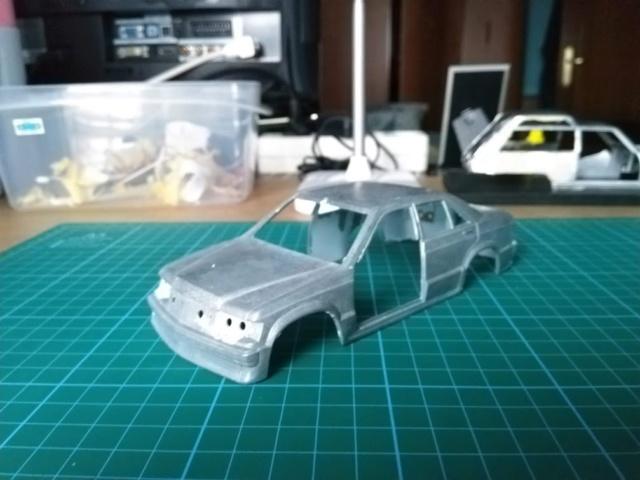 Mercedes 190e 2.3 16v mira 910