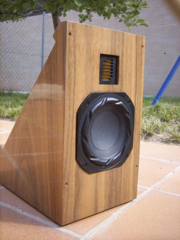 Cajas acústicas Monolito E 232 Spa53411