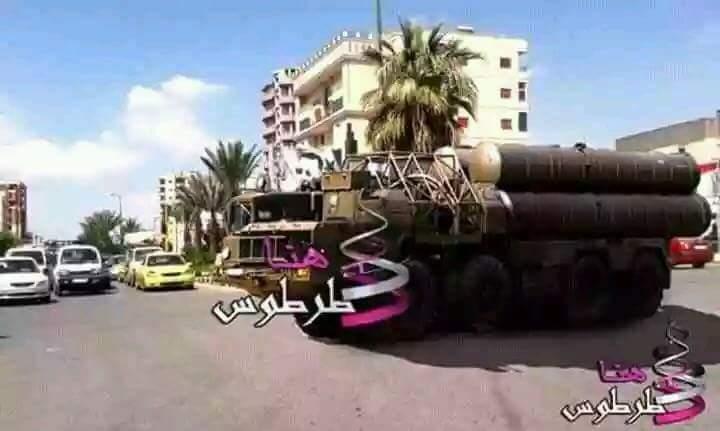 سوريا تستلم S 300 رسميا - صفحة 5 21351010