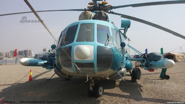 ألقصة الكاملة لصاروخ C-802 ووصولهُ لأيدي الأيرانيين Irania12