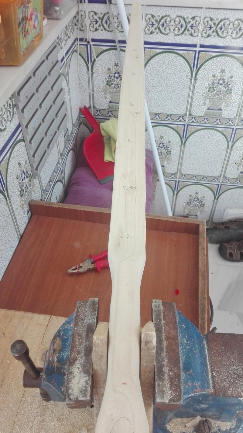 Arco de bambu y aligustre para el intercambio de arcos. Img_2074