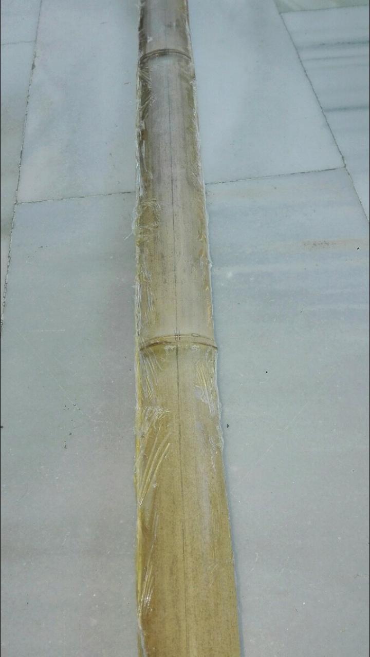 Arco de bambu y aligustre para el intercambio de arcos. Screen18