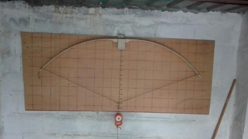 Arco de bambu y aligustre para el intercambio de arcos. Screen22