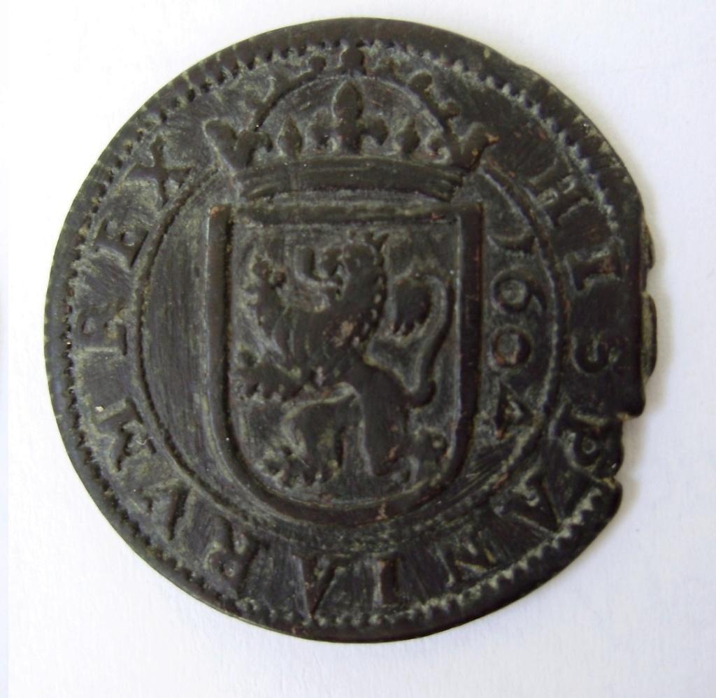 8 maravedís a molino de Felipe III, pero con dudas. 217