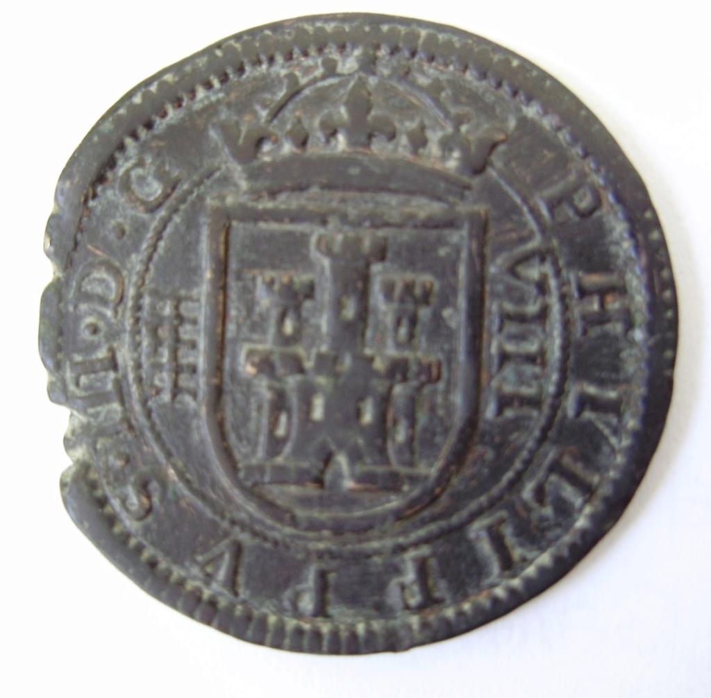 8 maravedís a molino de Felipe III, pero con dudas. 314