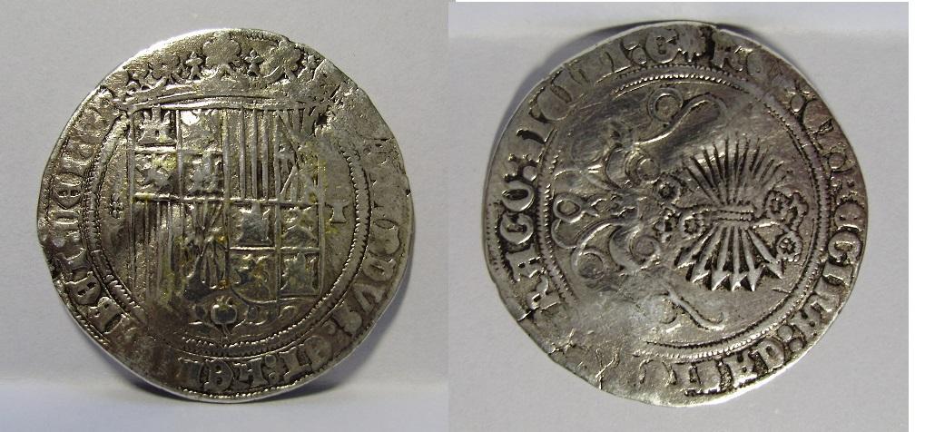 Leyendas góticas en reales de Reyes Católicos - Toledo A_nomb10