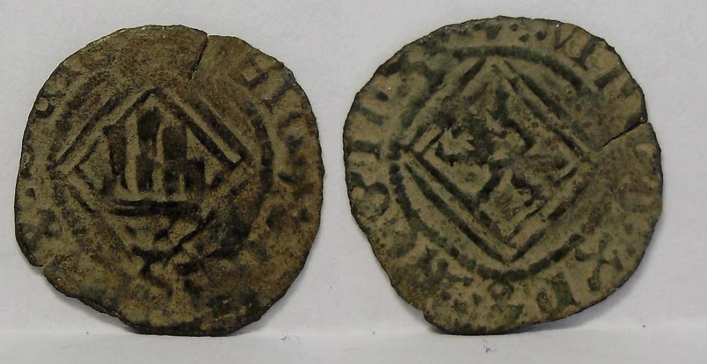 Blanca del ordenamiento de Segovia de 1471 de Enrique IV. Toledo Enriqu10