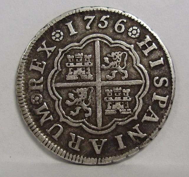 1 Real Fernando VI 1756 Madrid ¿Falso? Fernan15