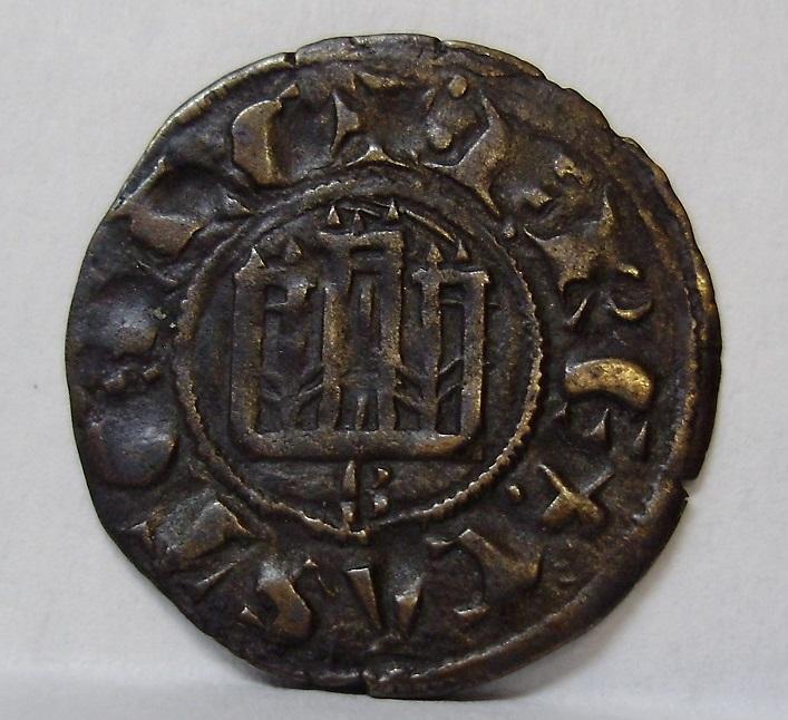 Dinero de Fernando IV. Emisión 1297. Burgos Fernan16