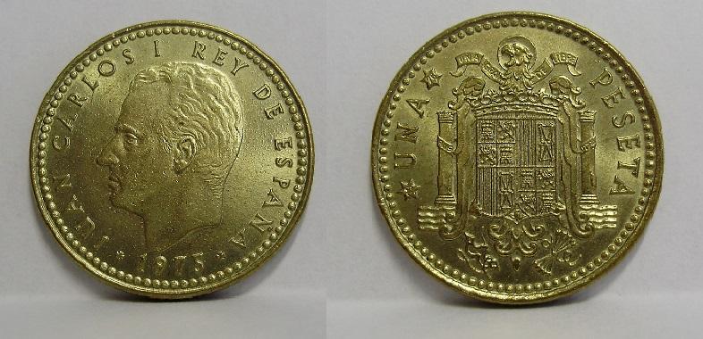 La peseta de 1975, una moneda de transición Juan_c10