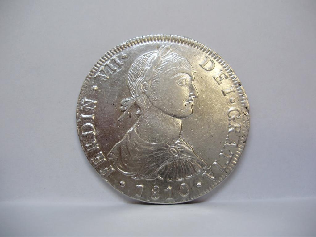 8 reales 1810. Fernando VII. Lima  P1010010