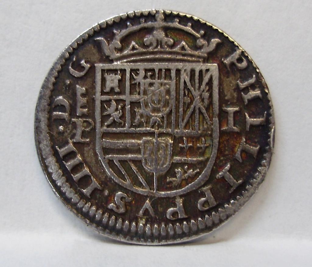 1 real Felipe IV 1627 P1010014