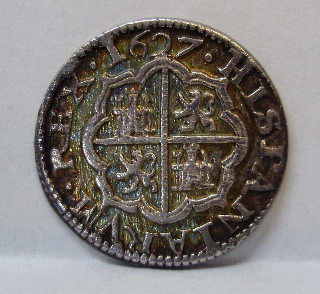 1 real Felipe IV 1627 P1010015