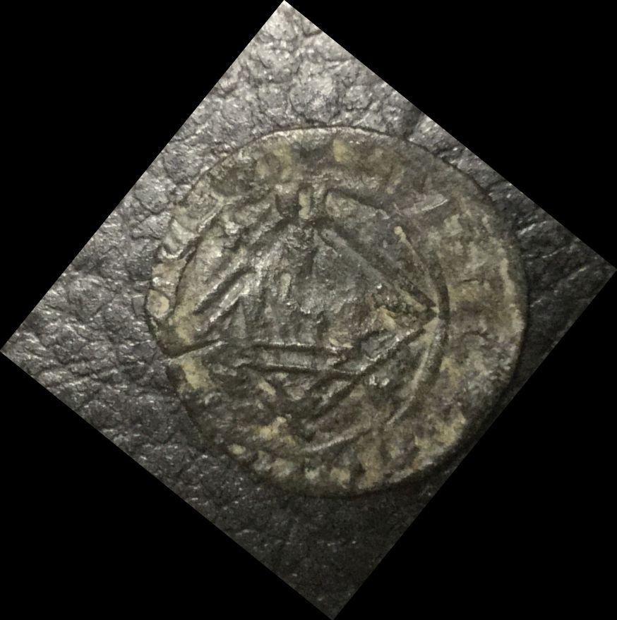 Blanca del ordenamiento de Segovia de 1471 de Enrique IV. Cuenca Q10