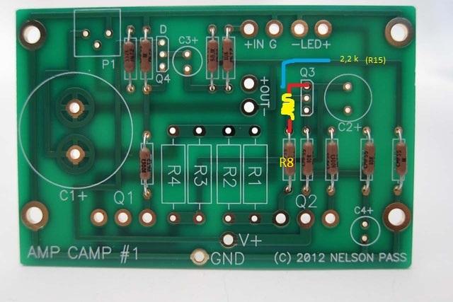 AMP CAMP 5W in classe A di Nelson Pass Pcb_ac10