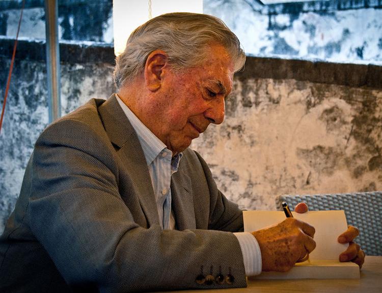 Mario Vargas Ljosa Ljosa10