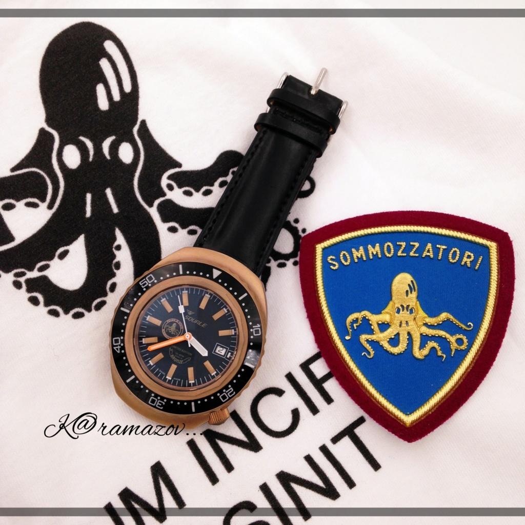 Si vous deviez vous offrir une montre en bronze . - Page 2 Sommos11