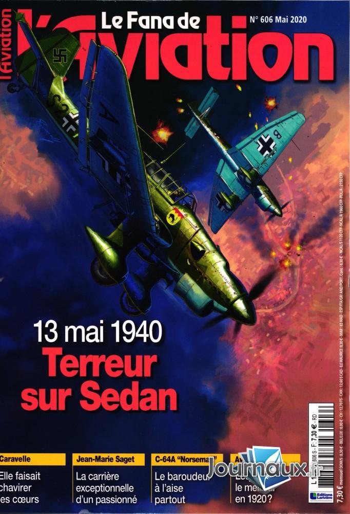 Les Stuka sur Sedan dans le fana de l'aviation n° 606 (mai 2020) L9853s10