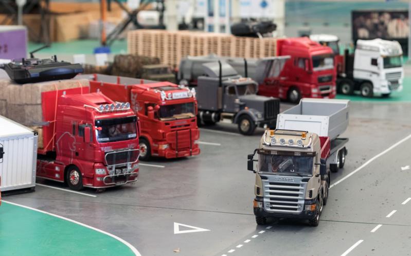 IX Concentracion de modelismo a escala aerodromo de matilla 13 y 14 de Julio 2019 Camion13