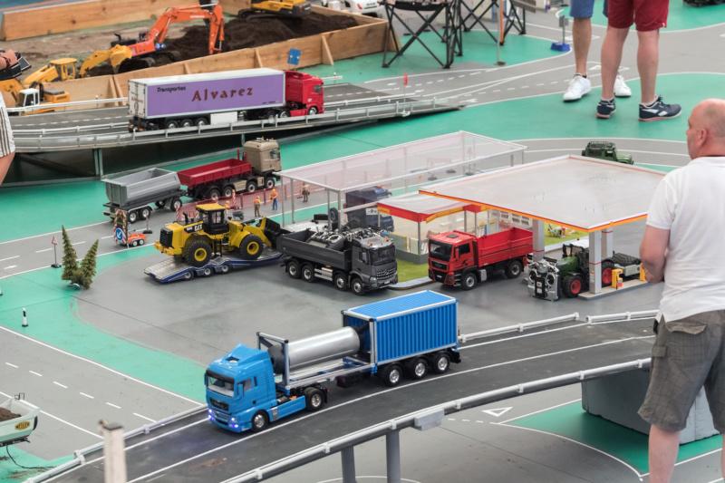 IX Concentracion de modelismo a escala aerodromo de matilla 13 y 14 de Julio 2019 Camion14
