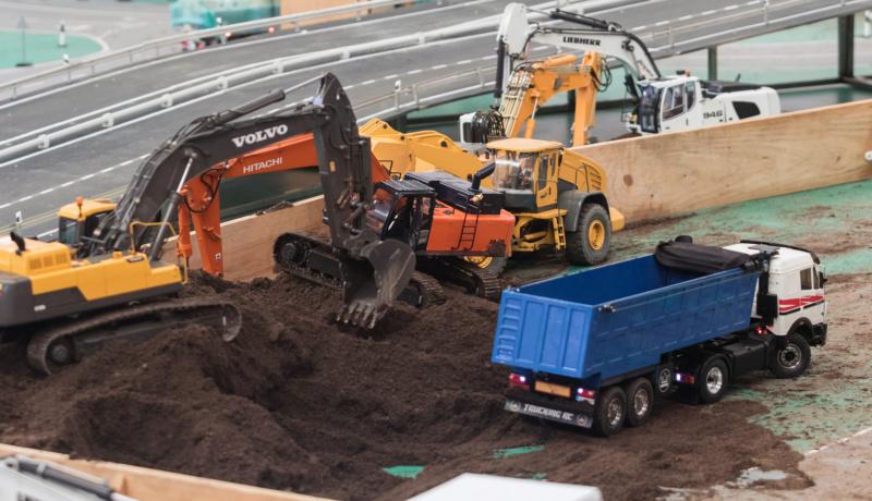 IX Concentracion de modelismo a escala aerodromo de matilla 13 y 14 de Julio 2019 Camion16