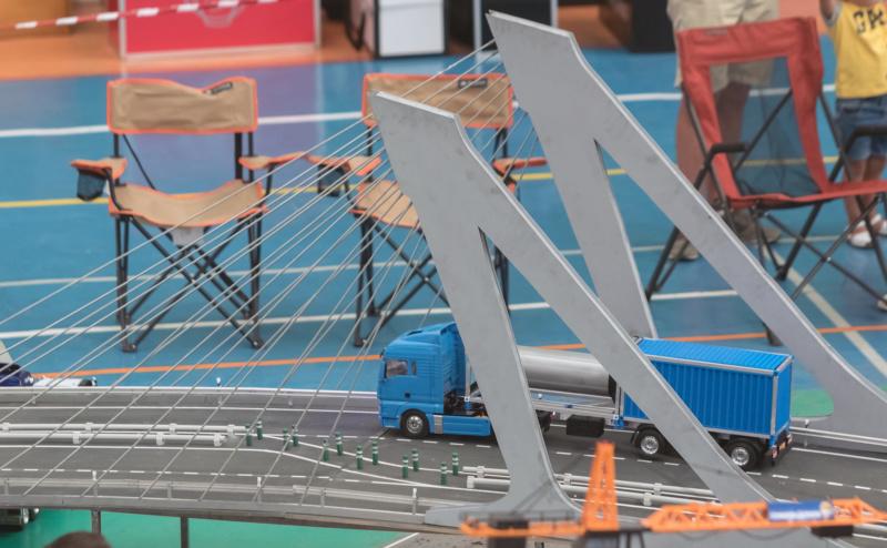 IX Concentracion de modelismo a escala aerodromo de matilla 13 y 14 de Julio 2019 Camion17