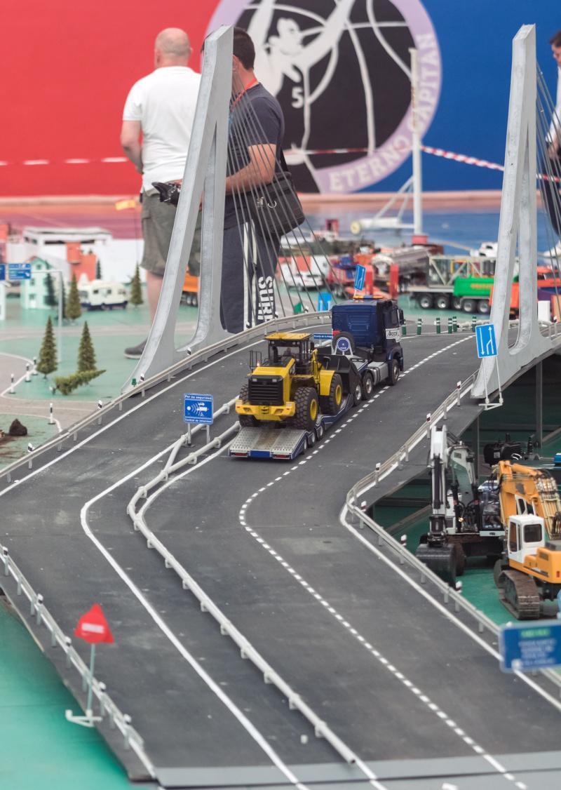 IX Concentracion de modelismo a escala aerodromo de matilla 13 y 14 de Julio 2019 Camion18