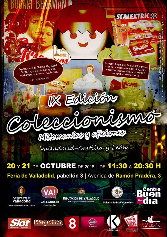IX Feria de Coleccionismo de Valladolid Img-2010