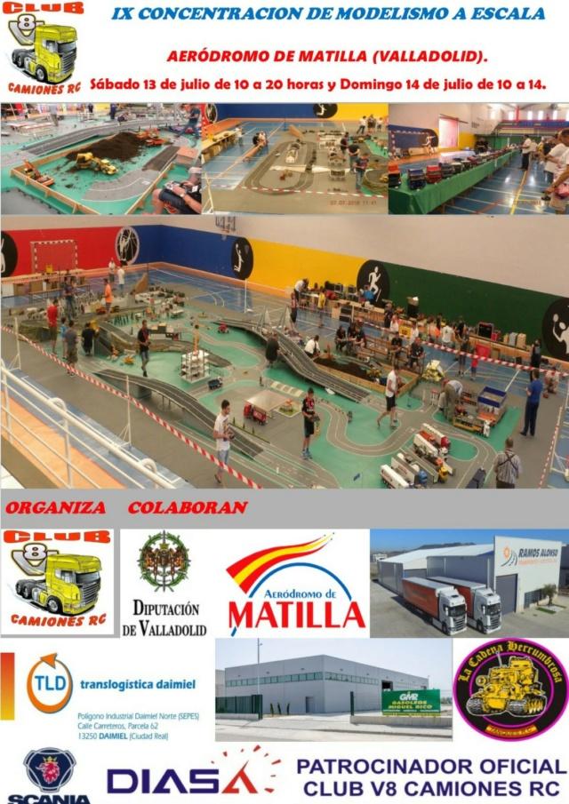 IX Concentracion de modelismo a escala aerodromo de matilla 13 y 14 de Julio 2019 Img-2011