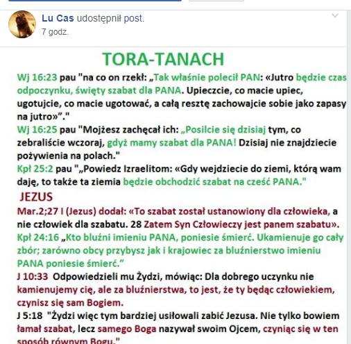 Ataki na Boga i Biblię Tanach10