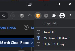 CryptoTab Browser  - przeglądaj strony i zarabiaj :)  Ct_810