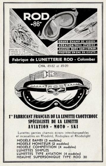 Lunettes ROD 88 062b1910