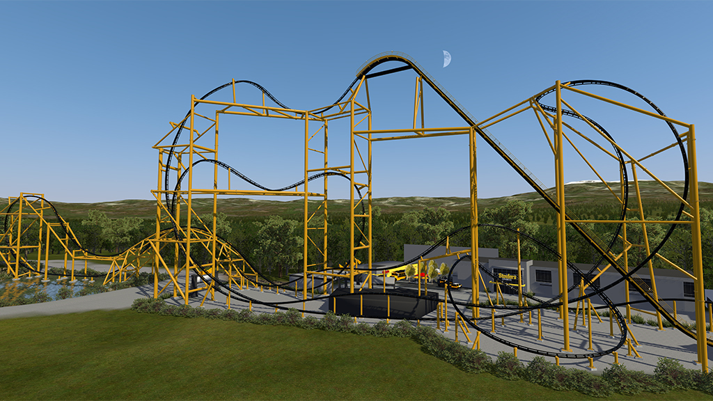 Infos Parc : Kennywood annonce Steel Curtain 1fea7b10