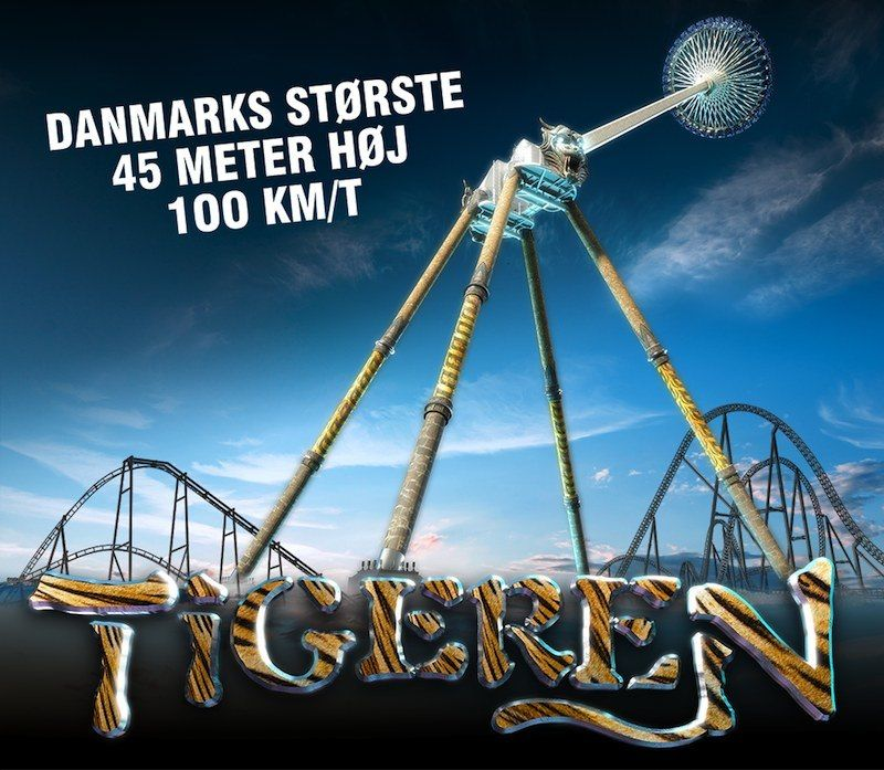 Infos Parc : Djurs Sommerland ajoutera un Intamin Gyro Swing pour 2019 Dadbdd10