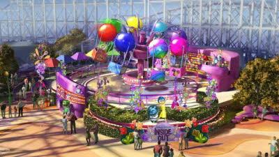 Infos Parc : Disney California Adventure ajoute un nouveau flat à Pixar Pier E517a110