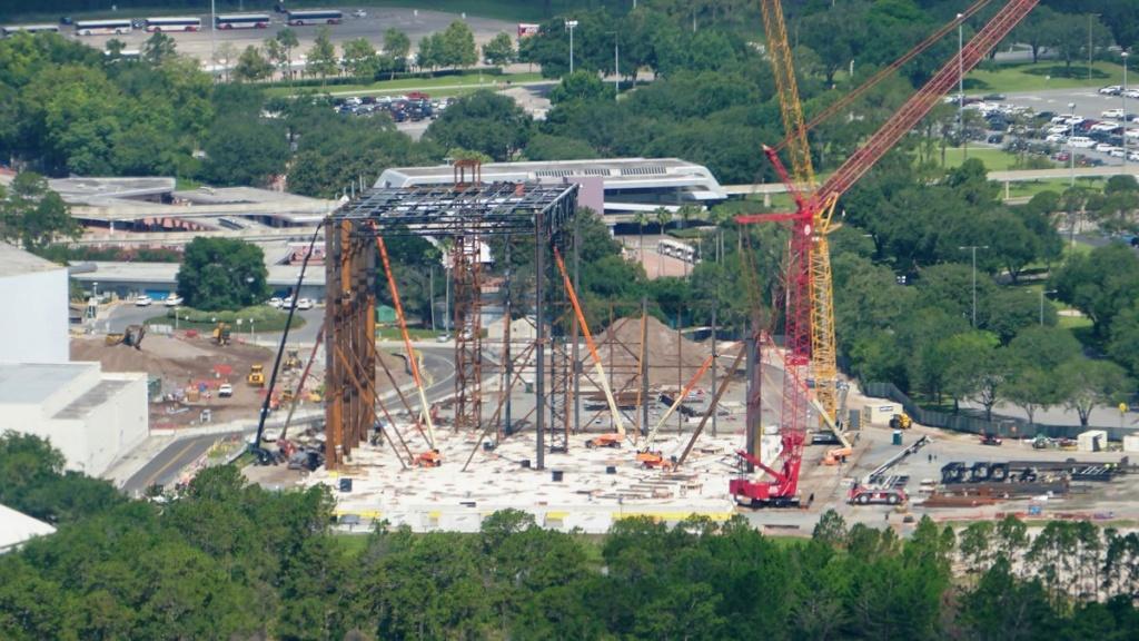 Infos Parc : Progrès de constructions à Epcot F4ec7d10