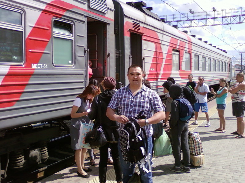 В гостях у жителей Саранска Ia-24711