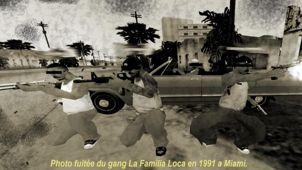 LA FAMILIA LOCA Gang111