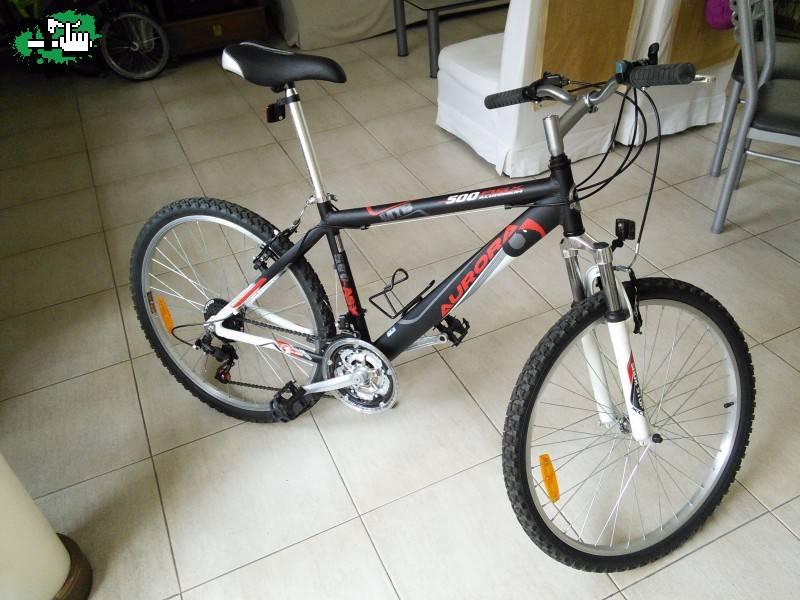 Inflador (Bombín) eléctrico Bici10
