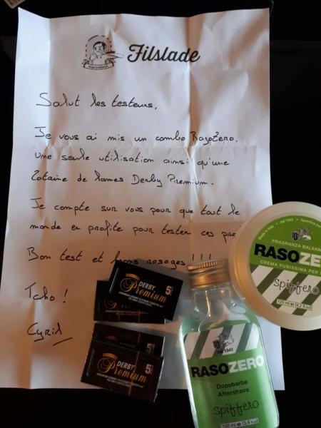 [Tour d'essai] Rasoir Rex Ambassador !!! 20190636